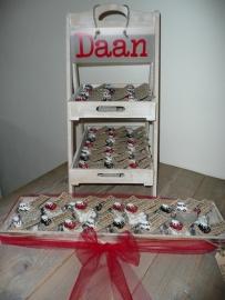 Bedankjes Daan