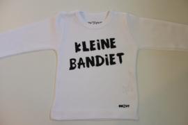 Kleine bandiet shirtje
