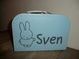 Koffertje Nijn 30 cm