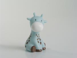 Giraffe Raf blauw