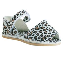 519N Jaguar blanco (babyschoentje)