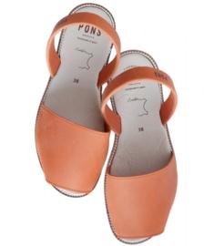 611 Vecchio Orange (met zacht voetbed)