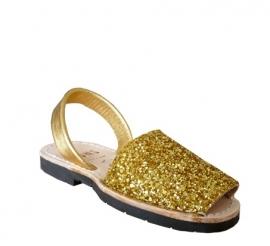 510N Glitter Oro a Oro