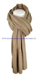 N20 sjaal linea moda 1019 taupe