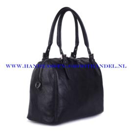 N73 Handtas Ines Delaure 1682192 zwart