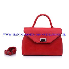 N103 Handtas Qischa 1681457m rood