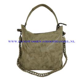 N36 Handtas Eleganci 8262-2 groen