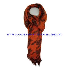 N15 sjaal ENEC-915 oranje