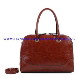 N73 Handtas Ines Delaure 1682457 camel