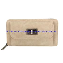 N18 portemonnee Mandoline 135 taupe
