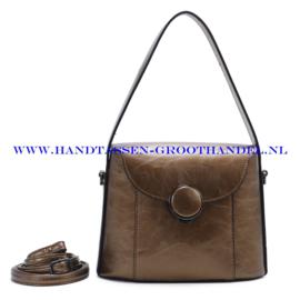 N32 Handtas Ines Delaure 1682433 cuivre (brons - goud)