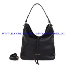 N58 Handtas Lorenzo 568371 zwart