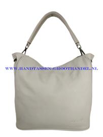 N37 Handtas Qischa 63013 gris claire (grijs)