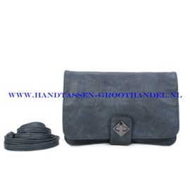 N37 Handtas Qischa 1682575 bleu stone (blauw)
