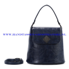N28 Handtas Ines Delaure 1682348 nuit (blauw)
