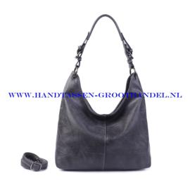 N72 Handtas Ines Delaure 1682087 grijs