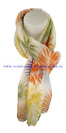 N5 sjaal enec-1040 oranje