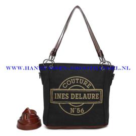 N33 Handtas Ines Delaure 1682673 zwart