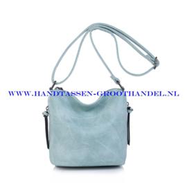 N27 Handtas Ines Delaure 1682059 munt (groen)