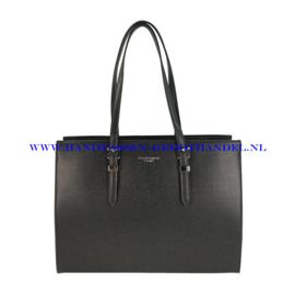 N40 Handtas Flora & Co 8022 zwart