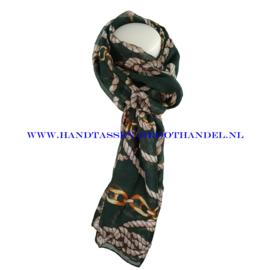 N5 sjaal ENEC-823 groen