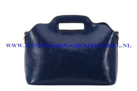 N35 Handtas Ines Delaure 168018 bic (blauw)