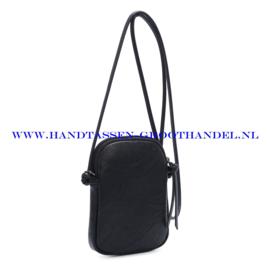 N20 Handtas Ines Delaure 1682588 zwart