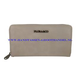 N20 portemonnee Flora & Co h1689 gris claire (grijs)