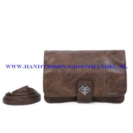 N37 Handtas Qischa 1682575 marron (bruin)