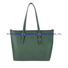 N39 Handtas Flora & Co 9126 groen
