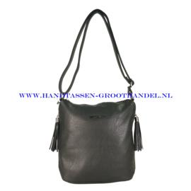 N30 Handtas Flora & Co 7150 zwart
