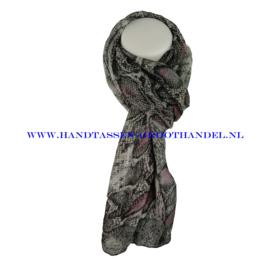 N5 sjaal ENEC-814 grijs