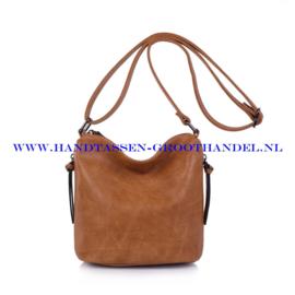 N27 Handtas Ines Delaure 1682059 moutarde (bruin - camel)