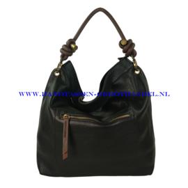 N38 Handtas Flora & Co 9902 zwart