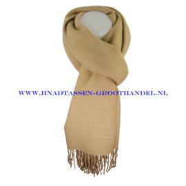N21 sjaal ENEC-807 camel