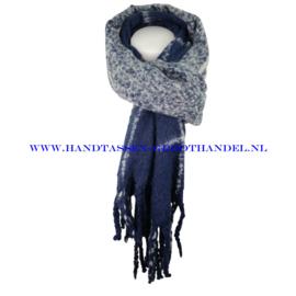 N15 sjaal 1832 blauw