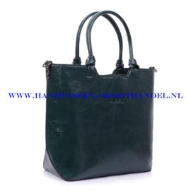 N38 Handtas Ines Delaure 1682220 pin (groen)