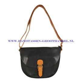 N97 Handtas Flora & Co 6769 zwart