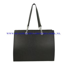N81 Handtas Flora & Co x8028 zwart