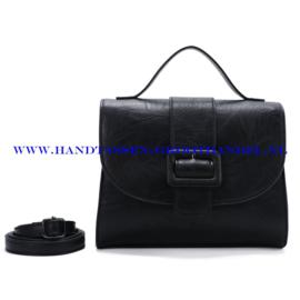 N72 Handtas Ines Delaure 1682560 zwart