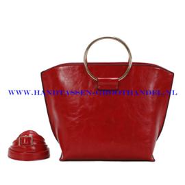 N73 Handtas Ines Delaure 1682643 feu (rood)