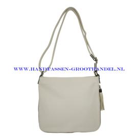 N33 Handtas Flora & Co 8029 wit
