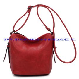 N27 Handtas Ines Delaure 1682059 terre de siene (rood)