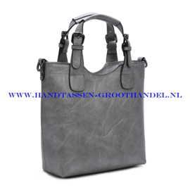 N36 Handtas Ines Delaure 1681868 zilver