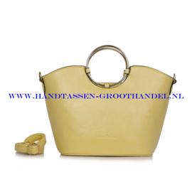 N73 Handtas Ines Delaure 1682376 citron (geel)