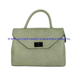 N103 Handtas Qischa 1681457m groen