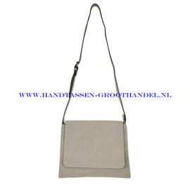 N91 Handtas Flora & Co 7965 gris claire (grijs)
