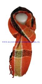 N12 sjaal ENEC-872 oranje