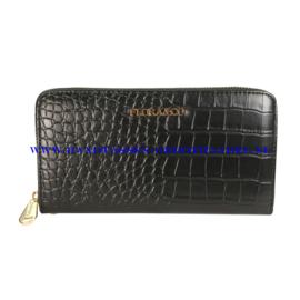 N20 portemonnee Flora & Co 2701 zwart