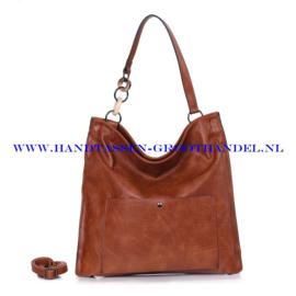 N73 Handtas Ines Delaure 1682392 camel